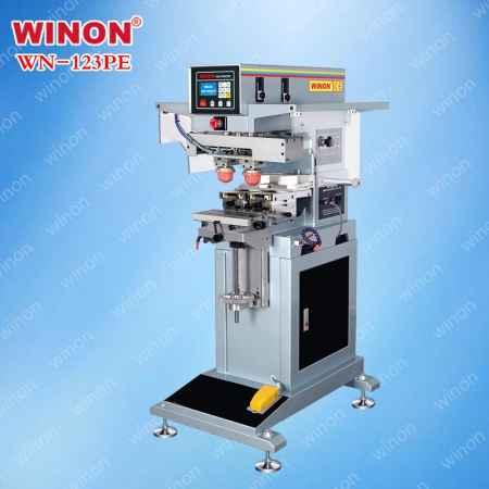 胶头横移结构移印机